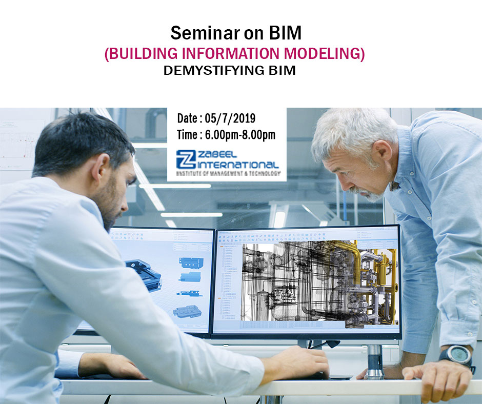 Free seminar on Building information modeling