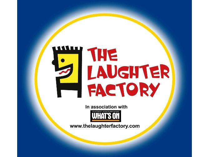 The Laughter Factory (May 2016)