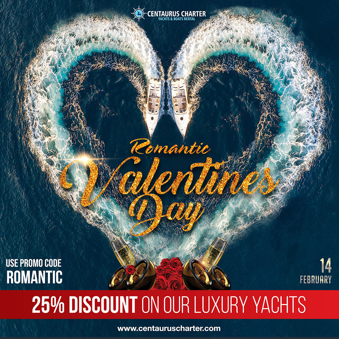 Valentines Day Romatic Getaways in Dubai