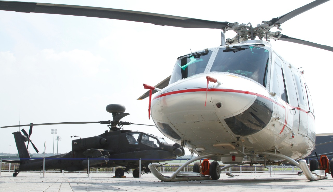 2018 Edition of Dubai HeliShow Gears up with Over 60 Exhibitors and Visitors From More Than 30 Countries