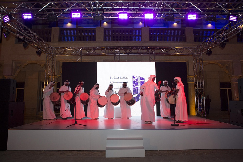 8th Dubai Festival for Youth Theatre marks grand opening; to feature an eclectic mix of classical Arabic performances
