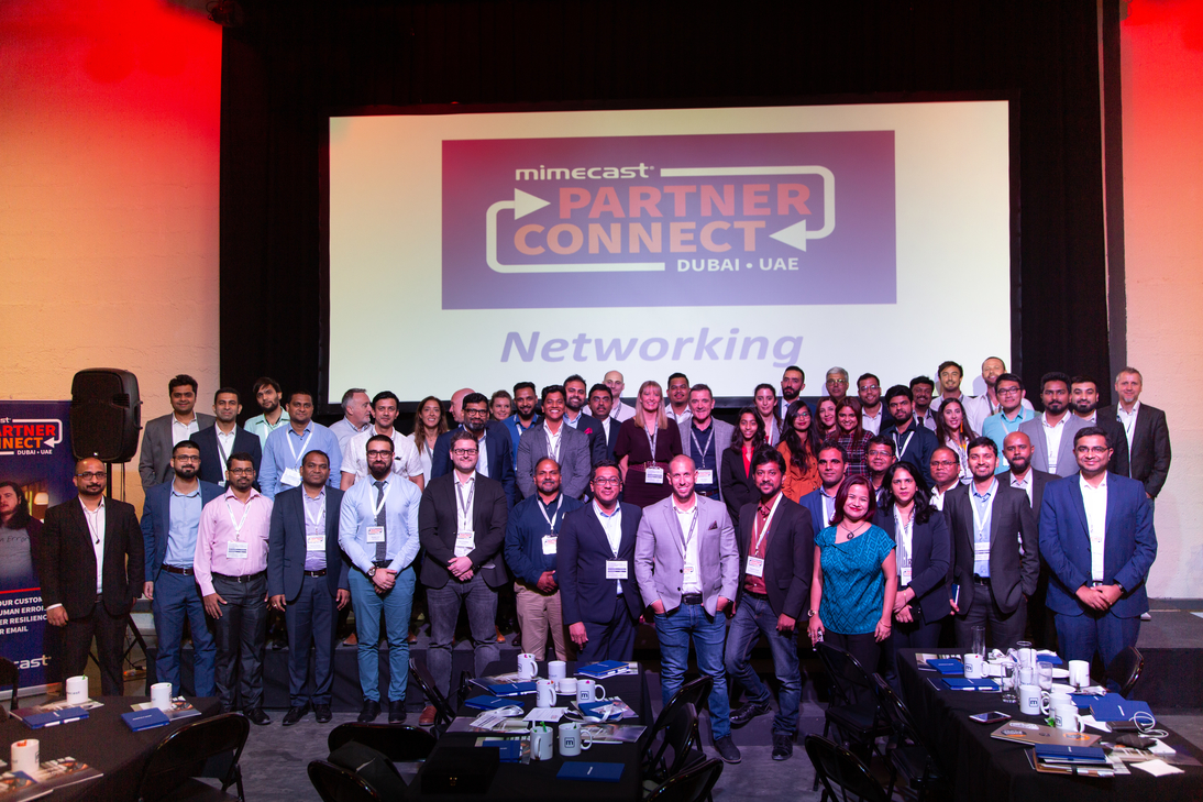 Mimecast Names Top Channel Performers at Middle East Partner