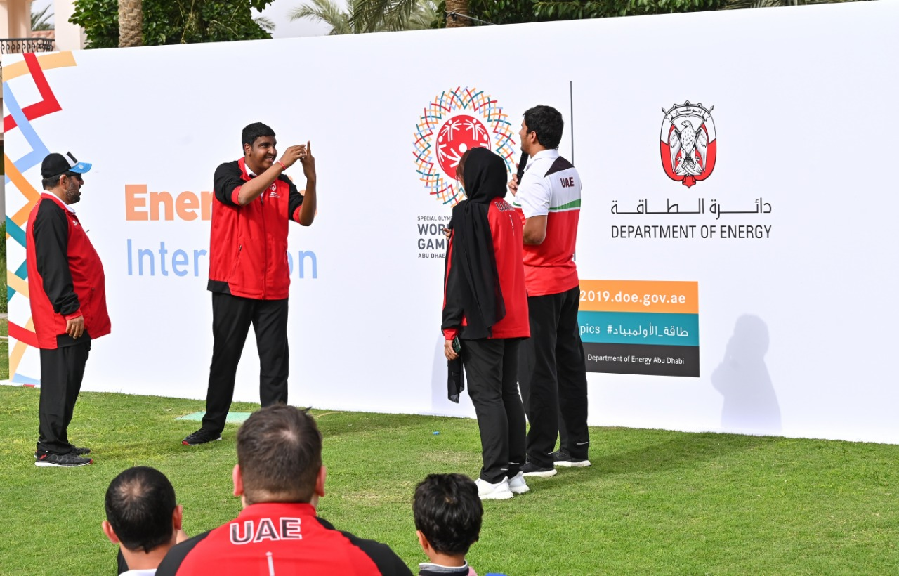 Abu Dhabi Department of Energy Organises 'Energy Is