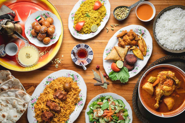 Popular Dubai Foods To Enjoy