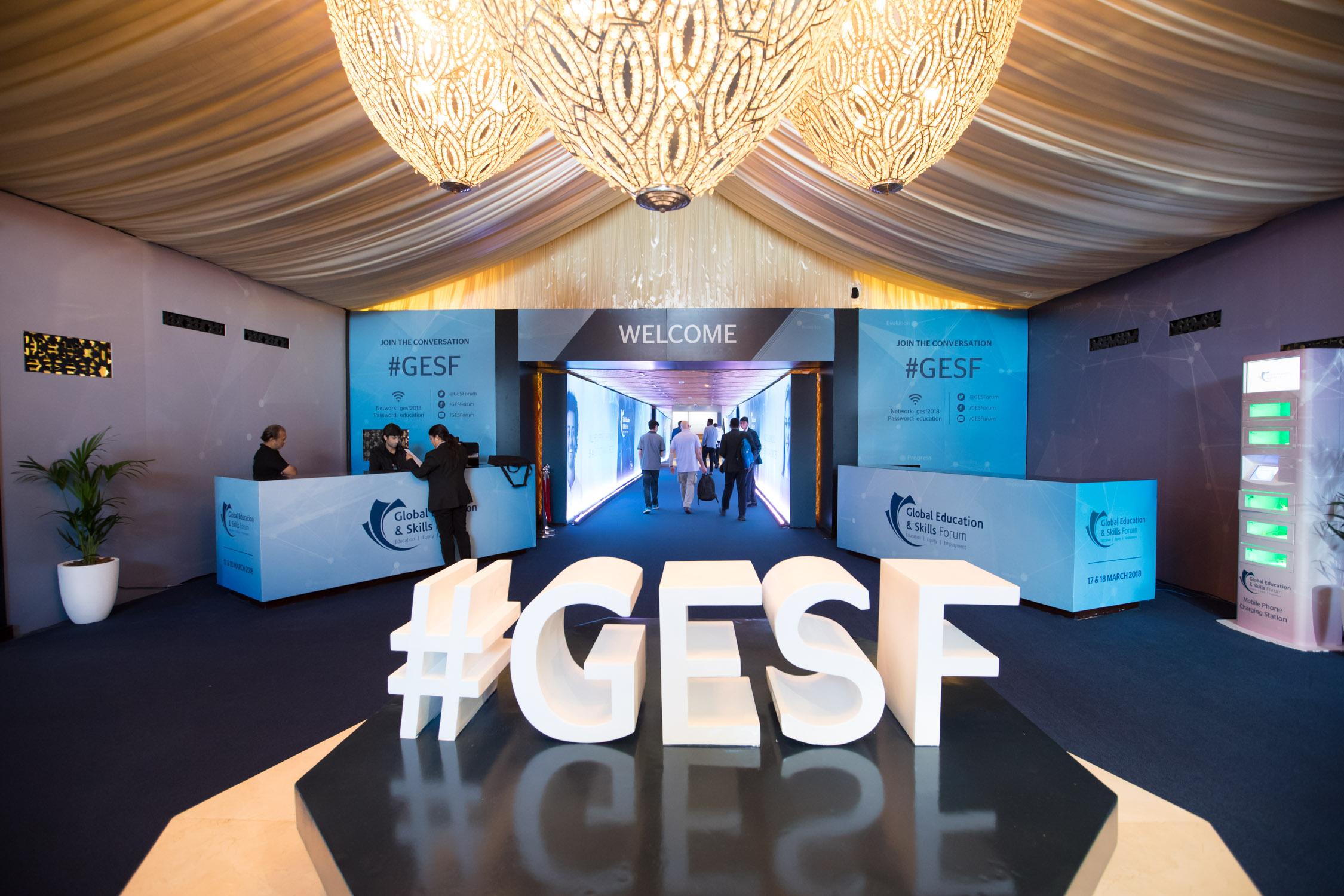 Seventh annual Global Education & Skills Forum to spotlight