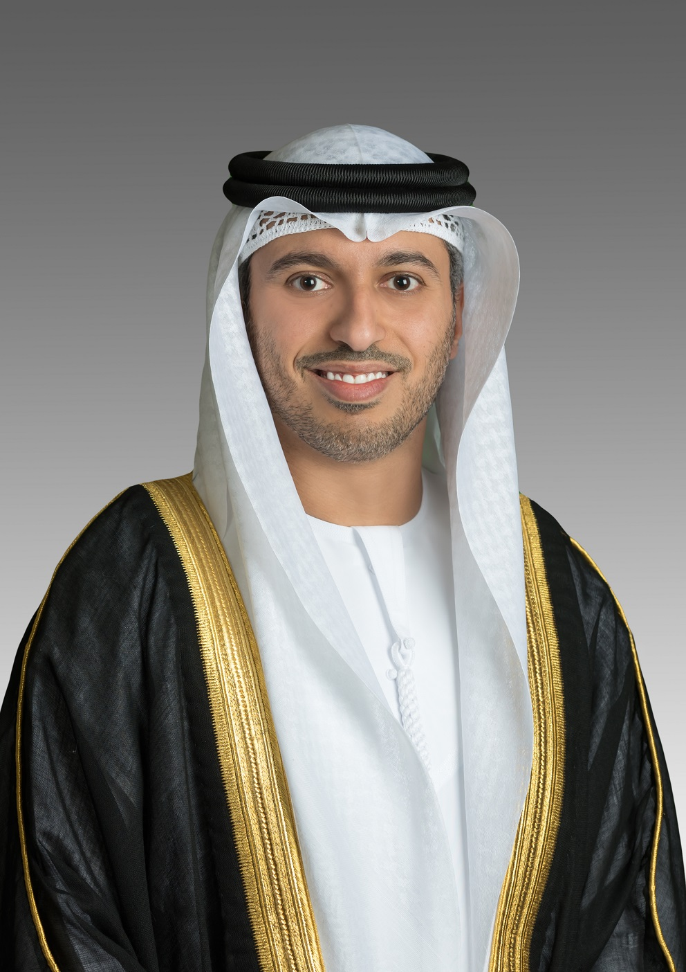 His Excellency Dr. Ahmad Belhoul Al Falasi, UAE Minister of State for Entrepreneurship &SMAll&Medium Enterprises