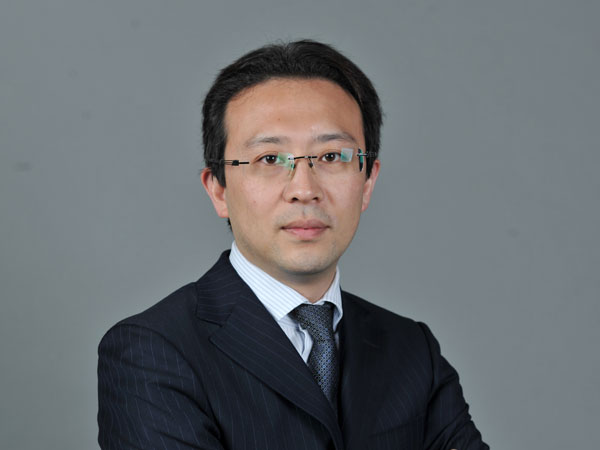 Maurice Ma, President of Huawei Software Business Department,