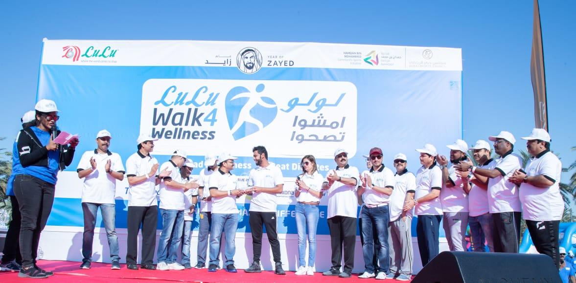 LuLu Walk 4 Wellness 2018 draws massive Participation The 6th