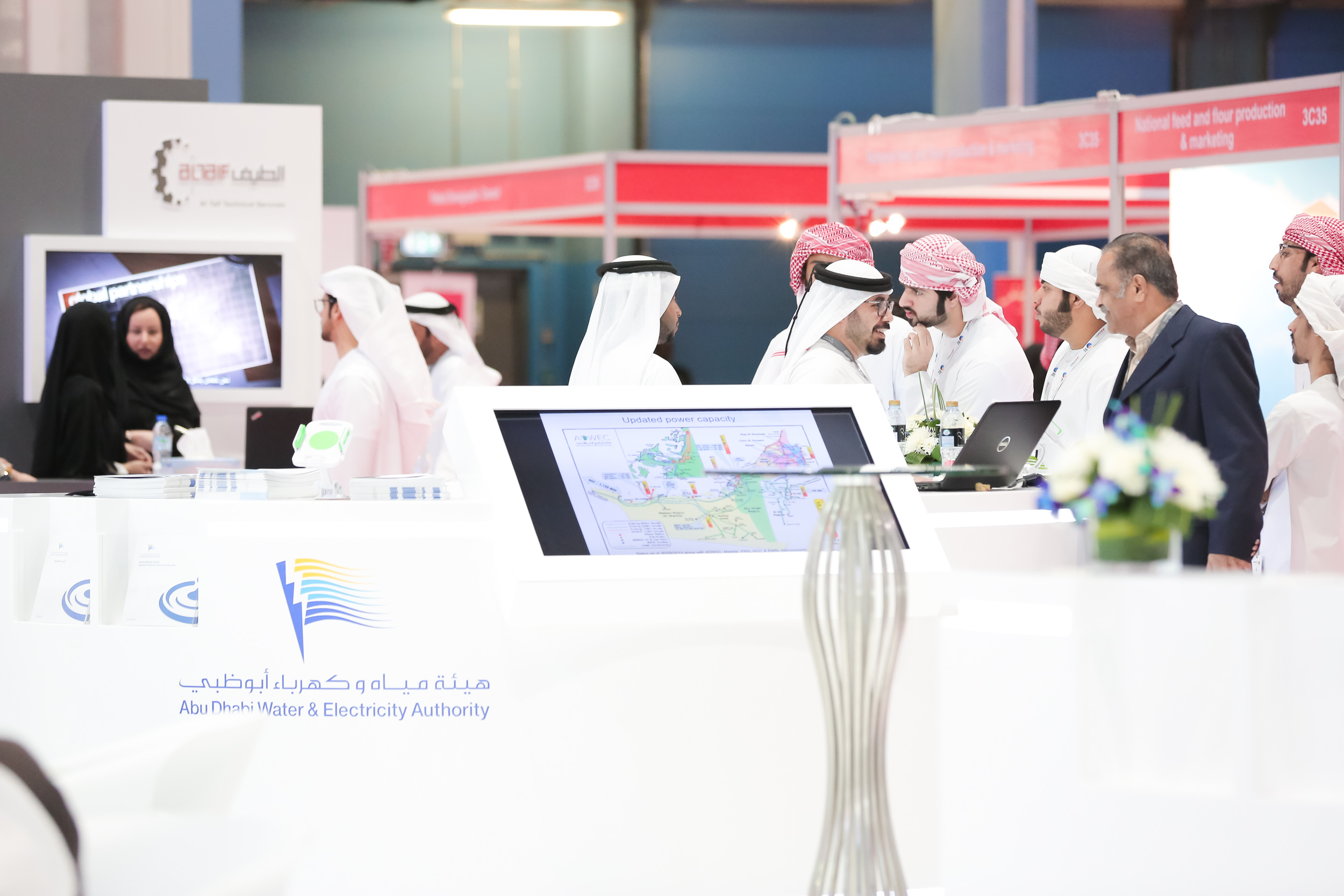Abu Dhabi Hosts a Range of the Most Prominent Exhibitions