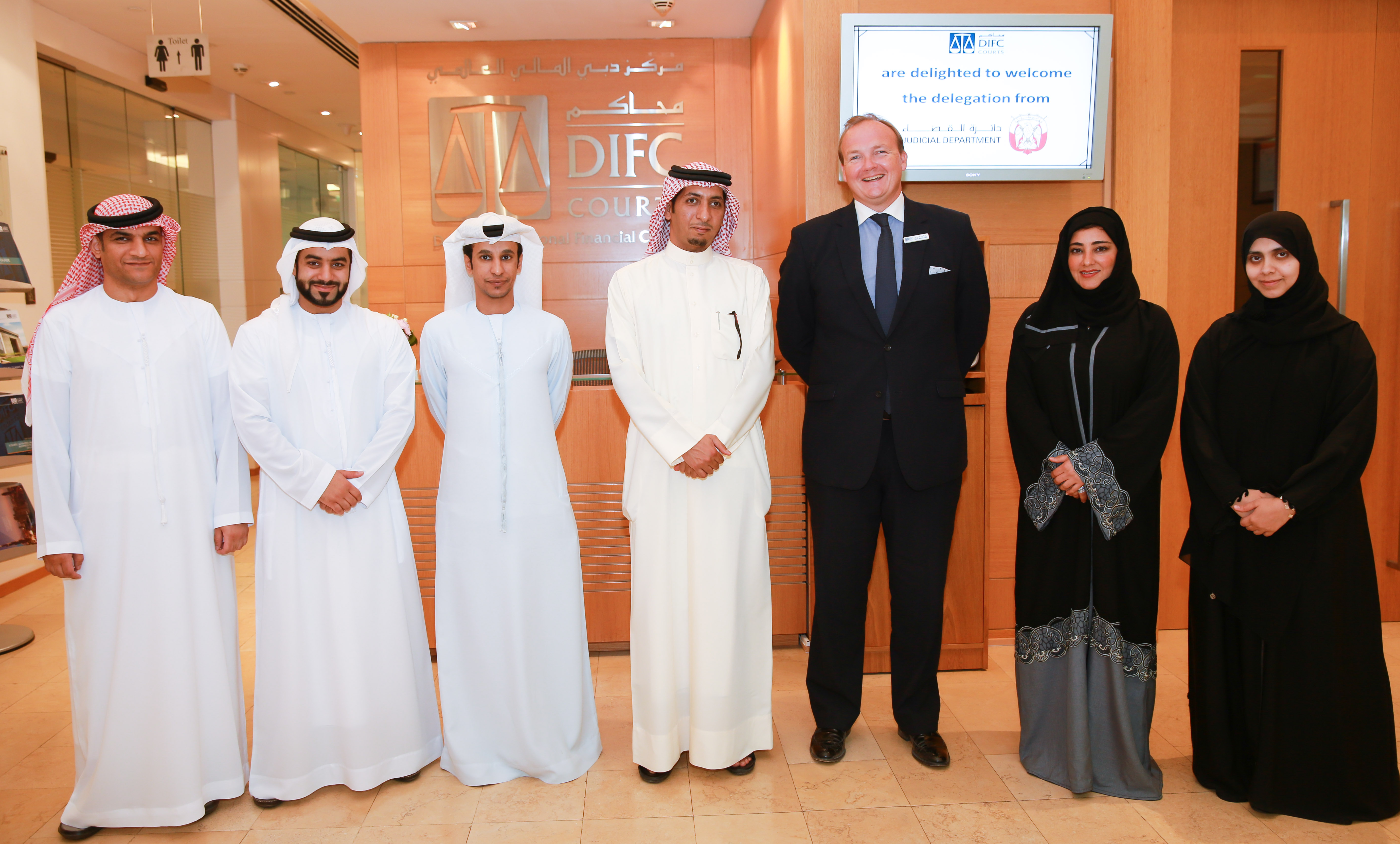 Abu Dhabi Judicial Department And Difc Courts Focus On Legal Excellence In The Uae