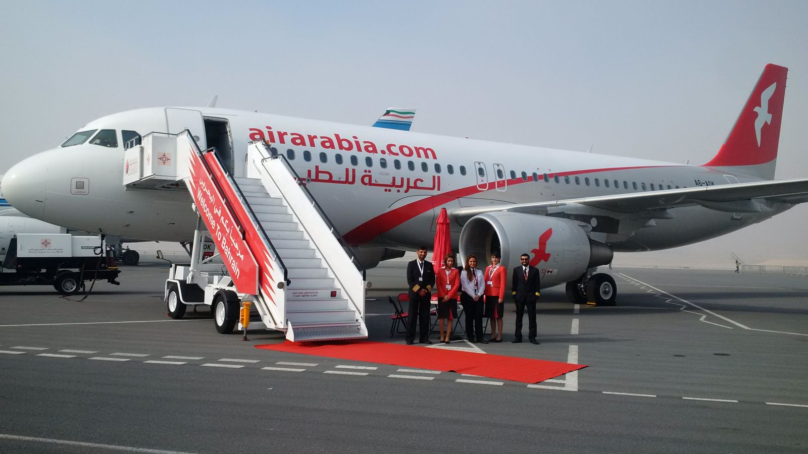 Air Arabia selects TRU Simulation + Training to Produce A320