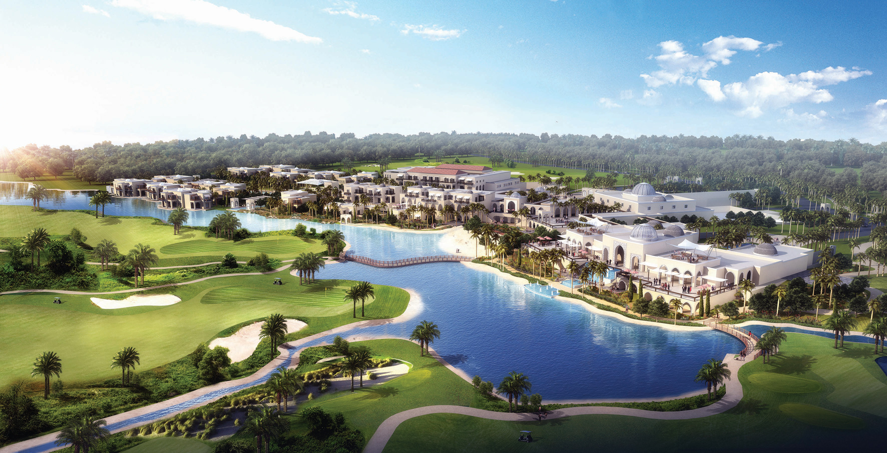 AKOYA Oxygen Golfing Community offers 20% higher investment values