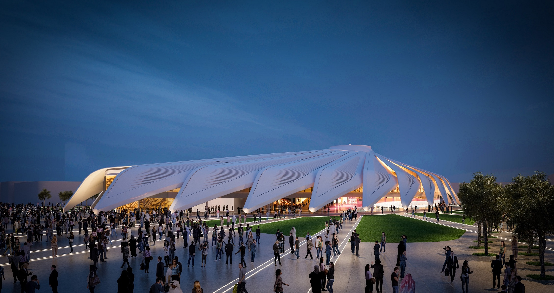 Arabtec Construction Awarded Main Contract to  Build UAE Pavilion at Expo 2020 Dubai
