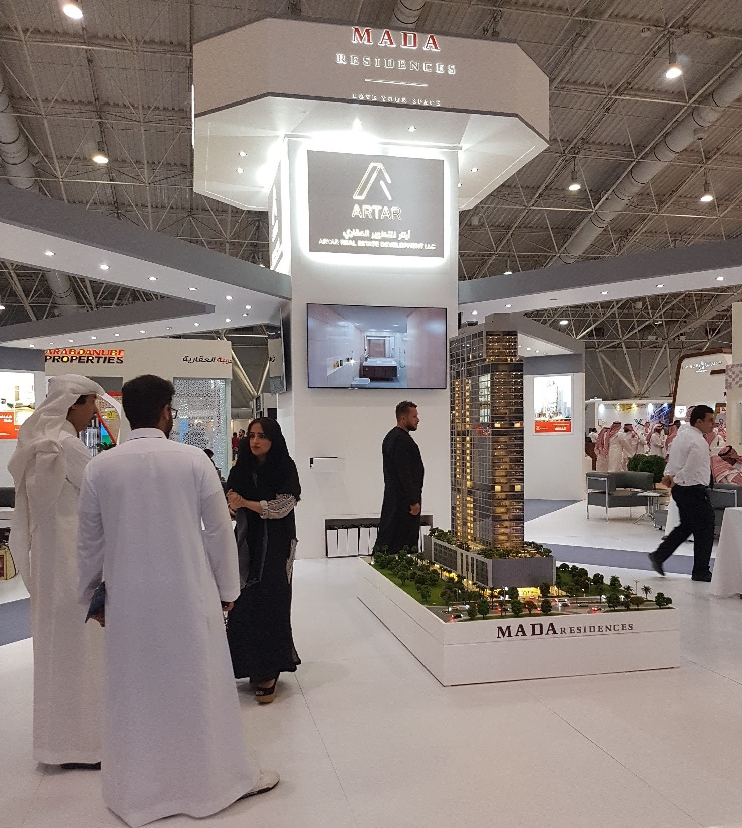Exhibition Stand Builders In Riyadh : Artar reports strong investor interest from saudi market