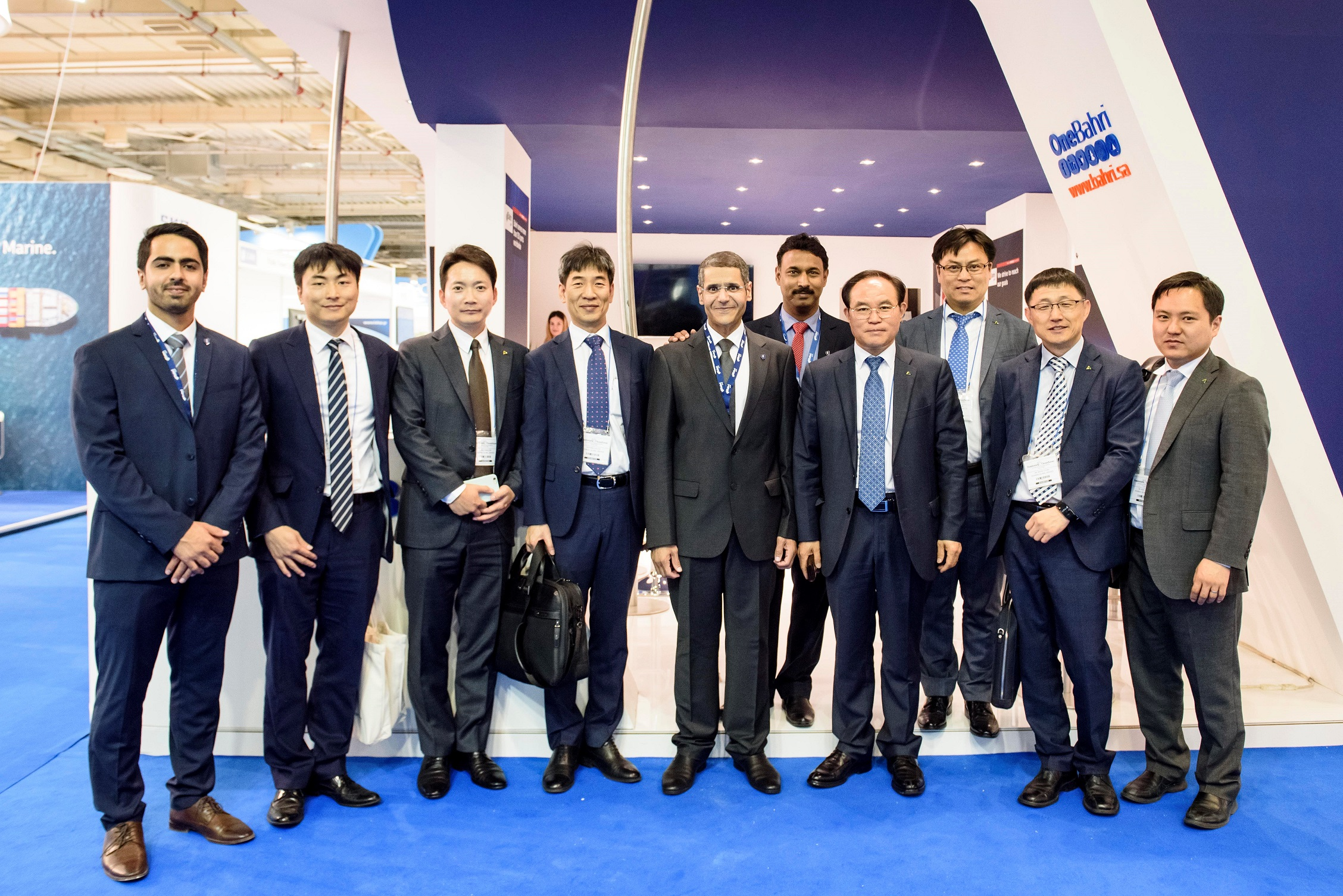 Bahri Sets Course for Further Success in European Market with Participation in two key events
