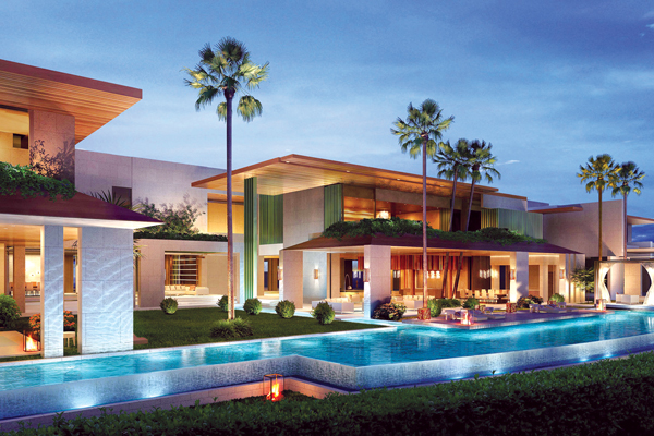 Buy a Property in Emirates Hills to Live In a Dream Home
