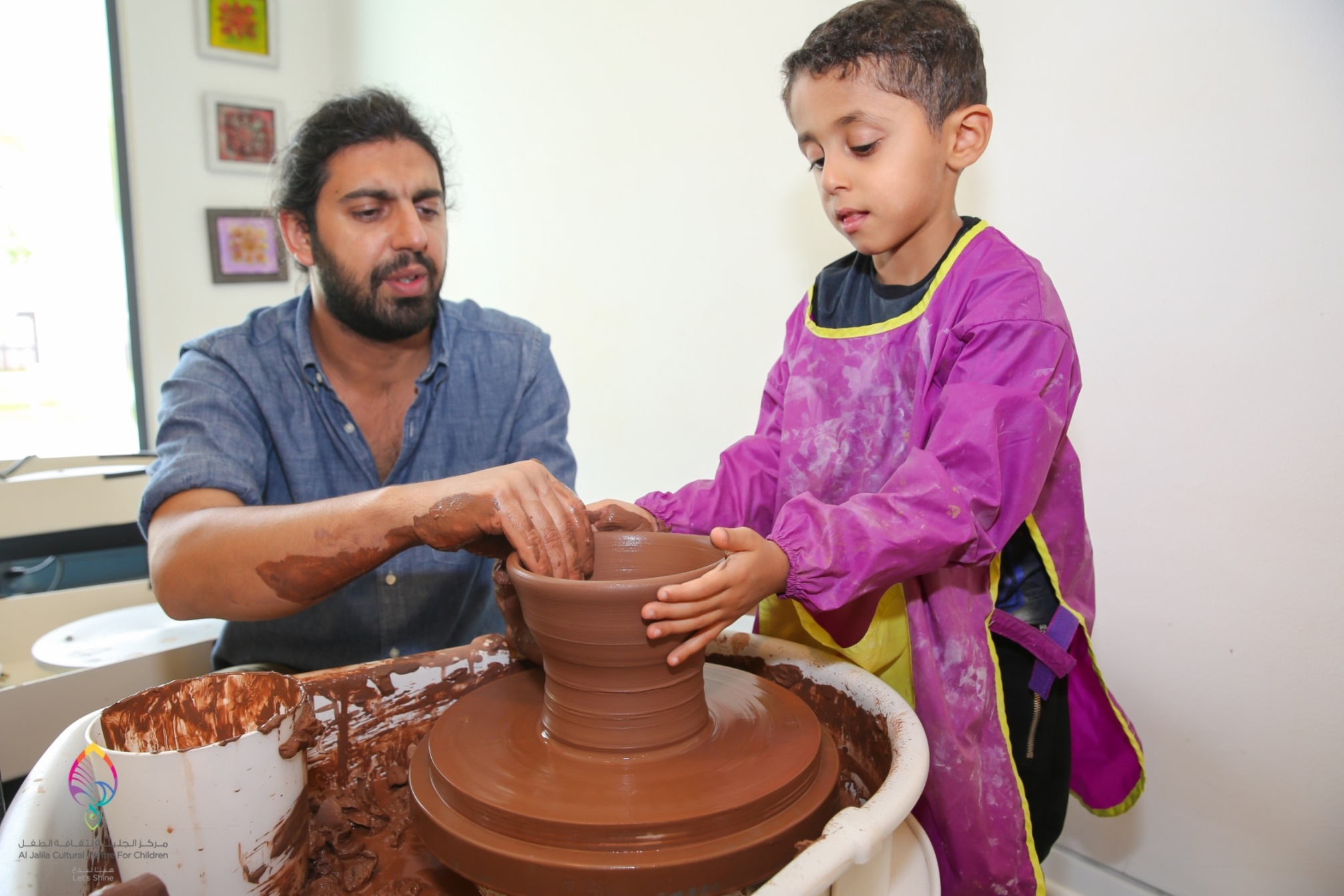 "Children at ""Al Jalila Cultural Centre for Children"" experience an alternate perspective to Summer Camps"