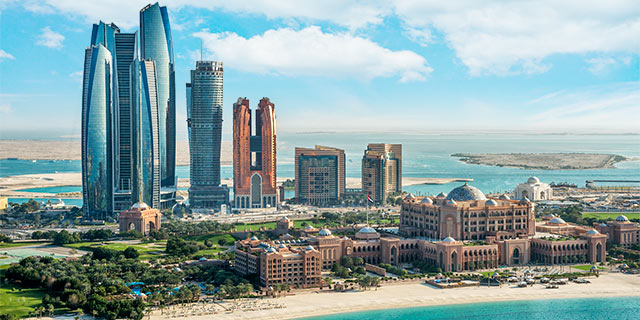 Картинки по запросу etihad towers and emirates palace abu dhabi