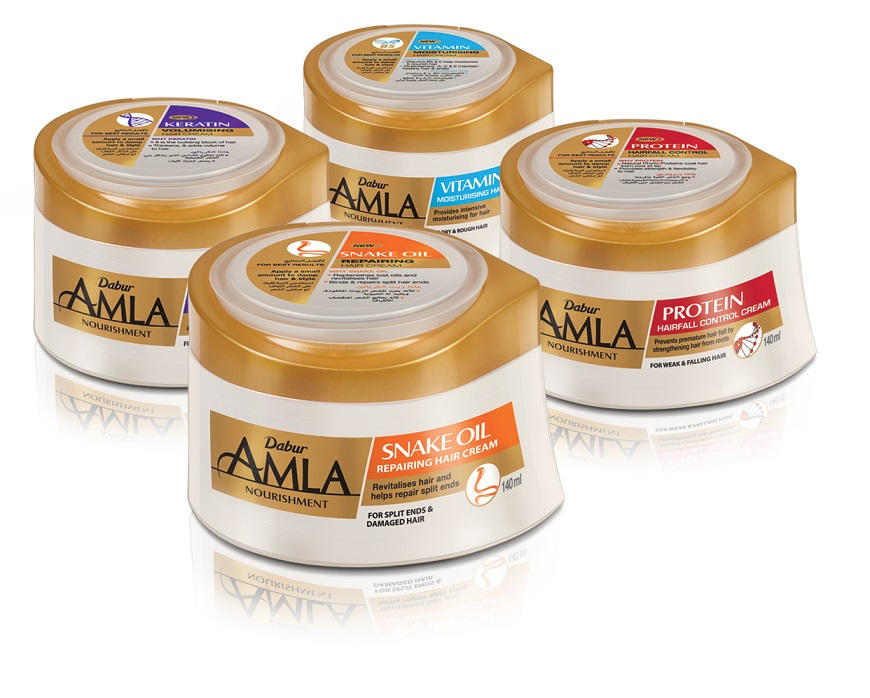 Dabur Amla Nourishing Hair Creams
