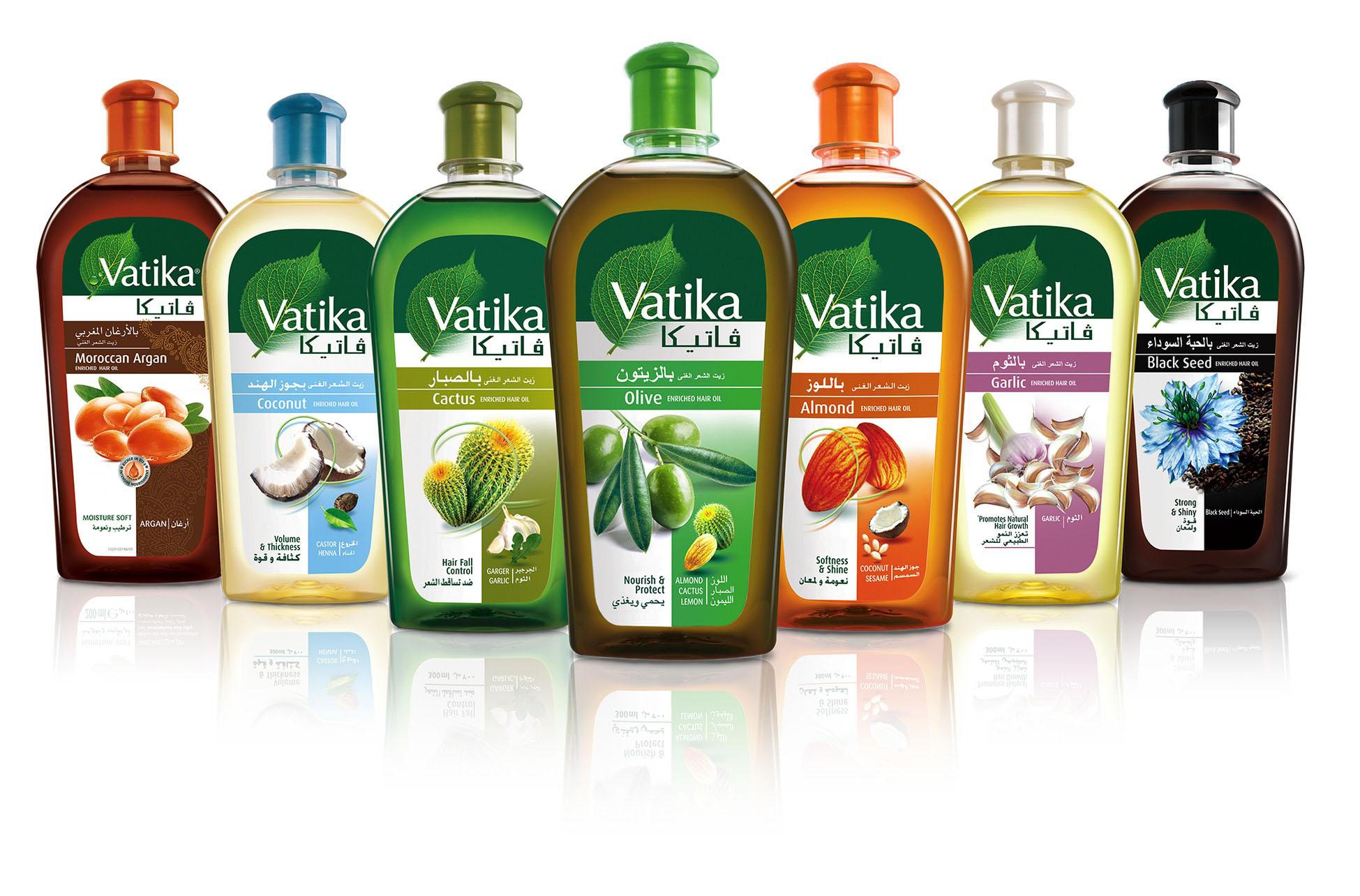 Dabur International S Flagship Brand Vatika Enriched Hair