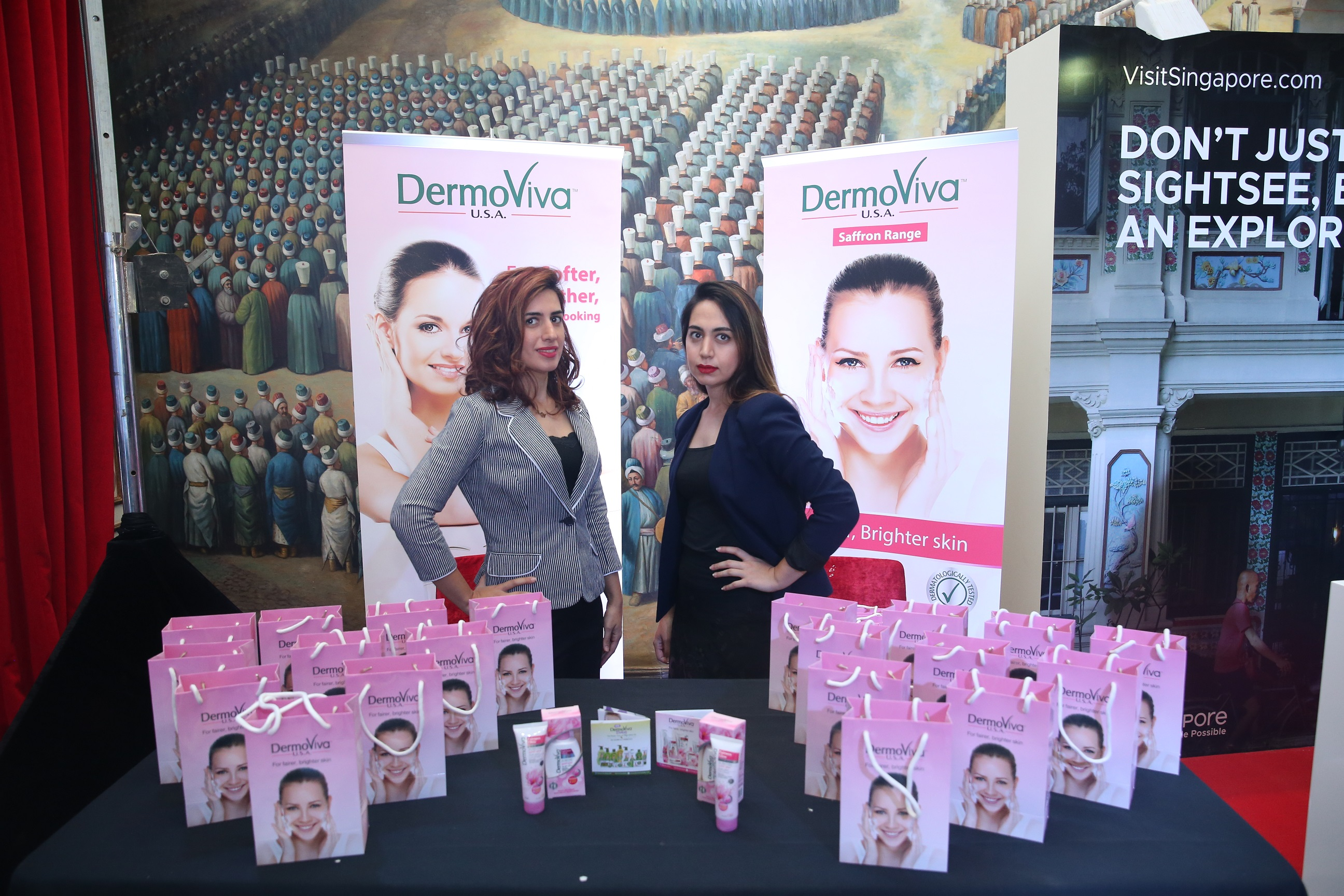 Dabur International Draws Attention to Natural Skin Care with its Successful Participation at Women's 3F Show