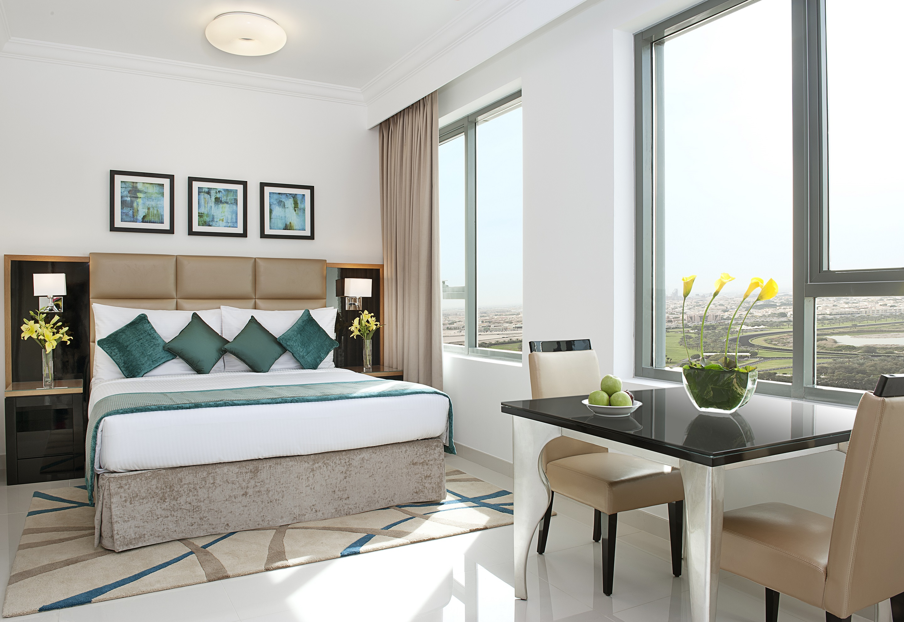 DAMAC Properties Opens First NAIA Hotel Apartment