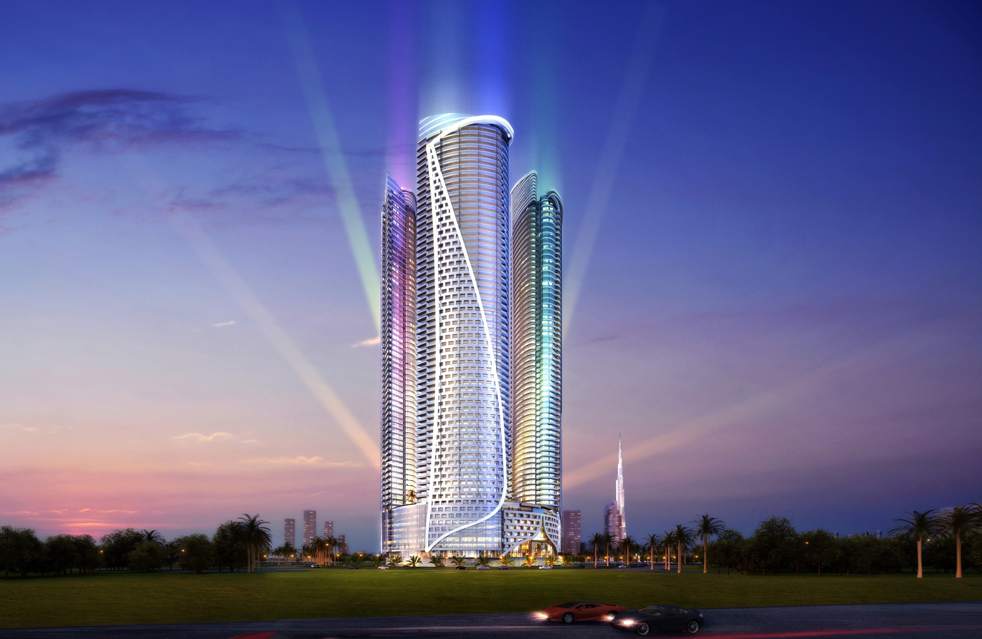 Damac Towers By Paramount Reaches For The Stars Dayofdubai
