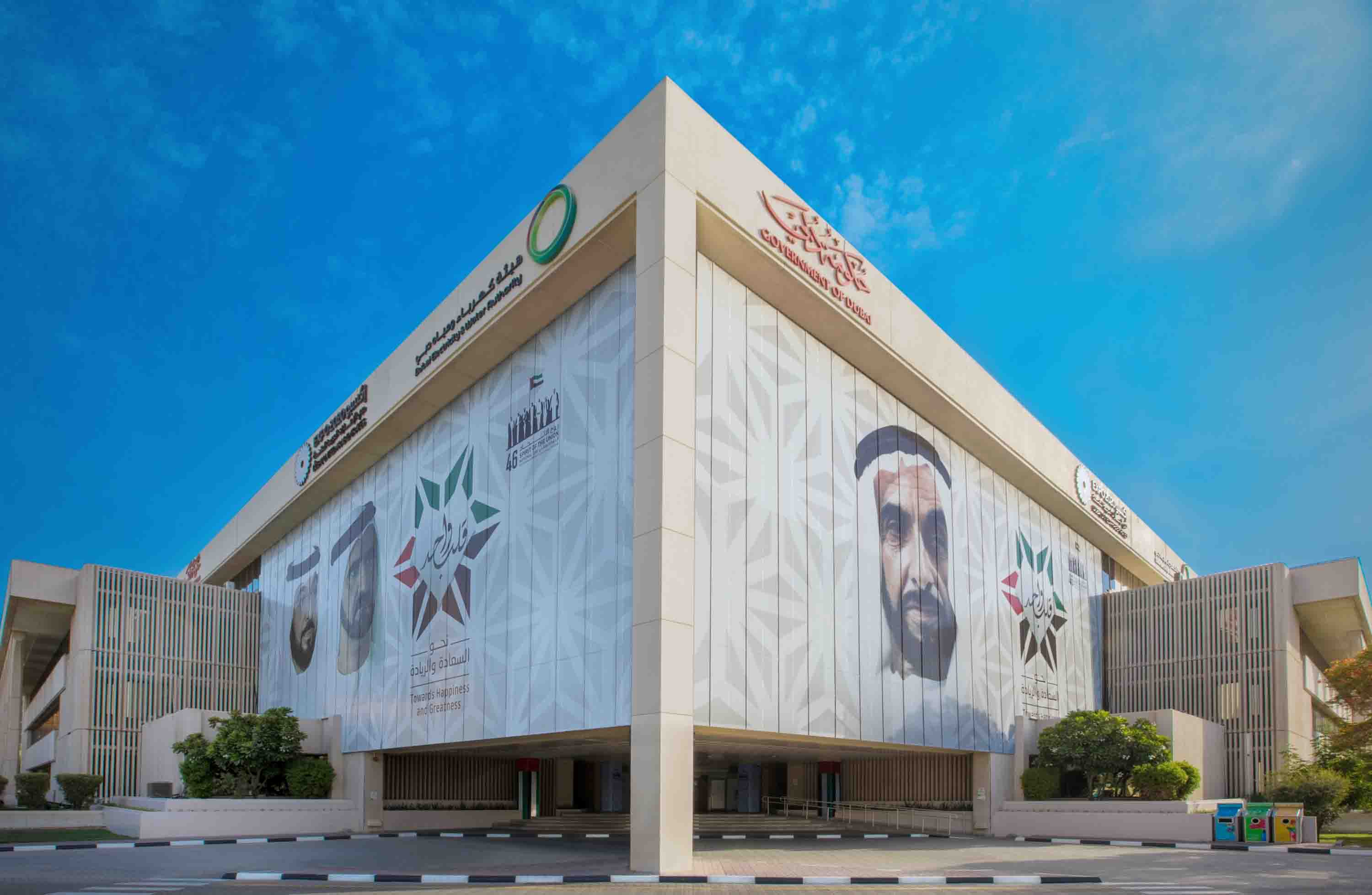 DEWA Installs 595,755 Smart Water Meters Equivalent to 80.6% of Dubai's Water Meters