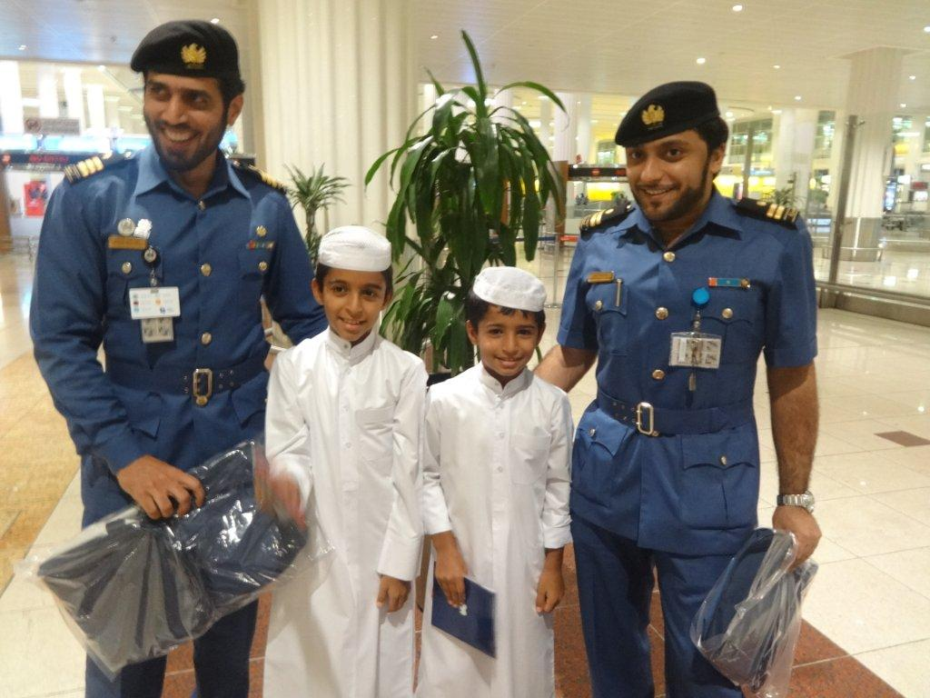 Dubai Customs readytowelcomeDubai's Eid Al Adhavisitors and the return of pilgrims