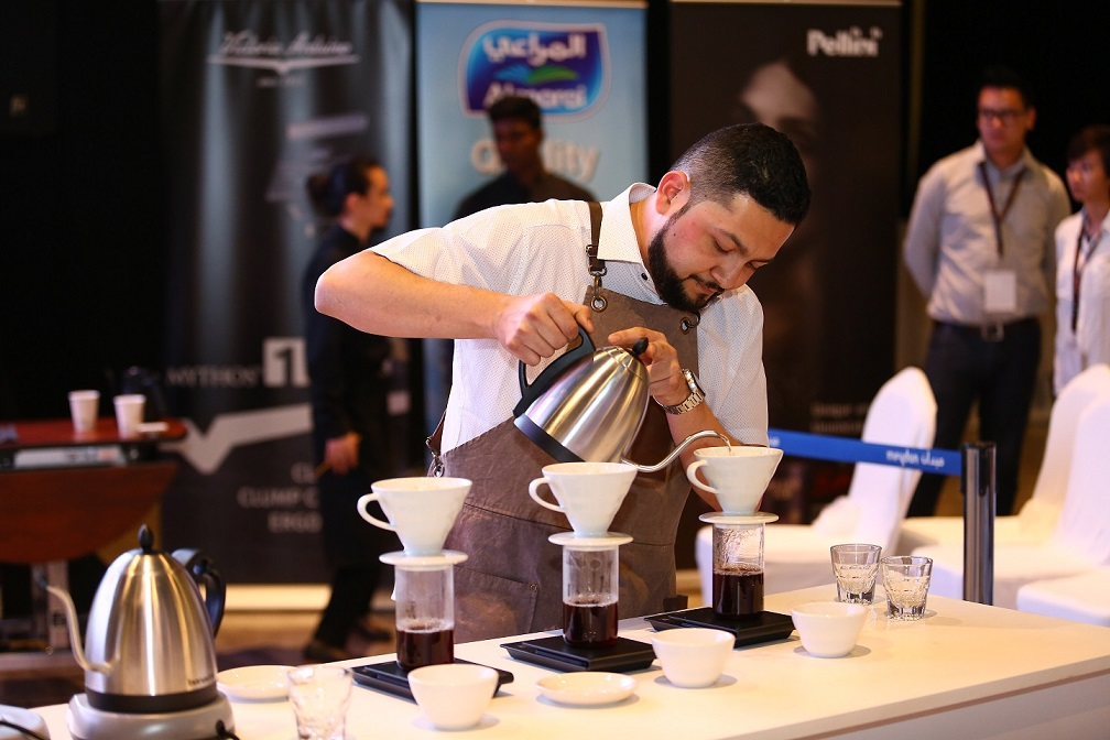 Dubai International Coffee & Tea Festival to Host two new Barista Championships with Prize pot of USD 25,000