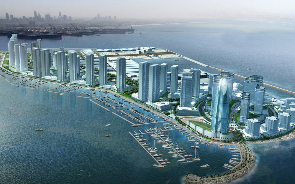 Dubai Maritime City - Another World First in Dubai | Day of