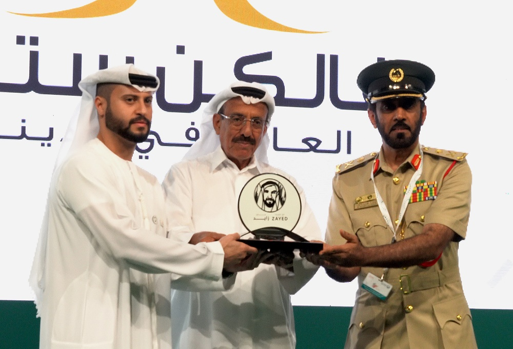 Dubai Police Recognizes Falconcity of Wonders' Continued Commitment Towards Road Safety