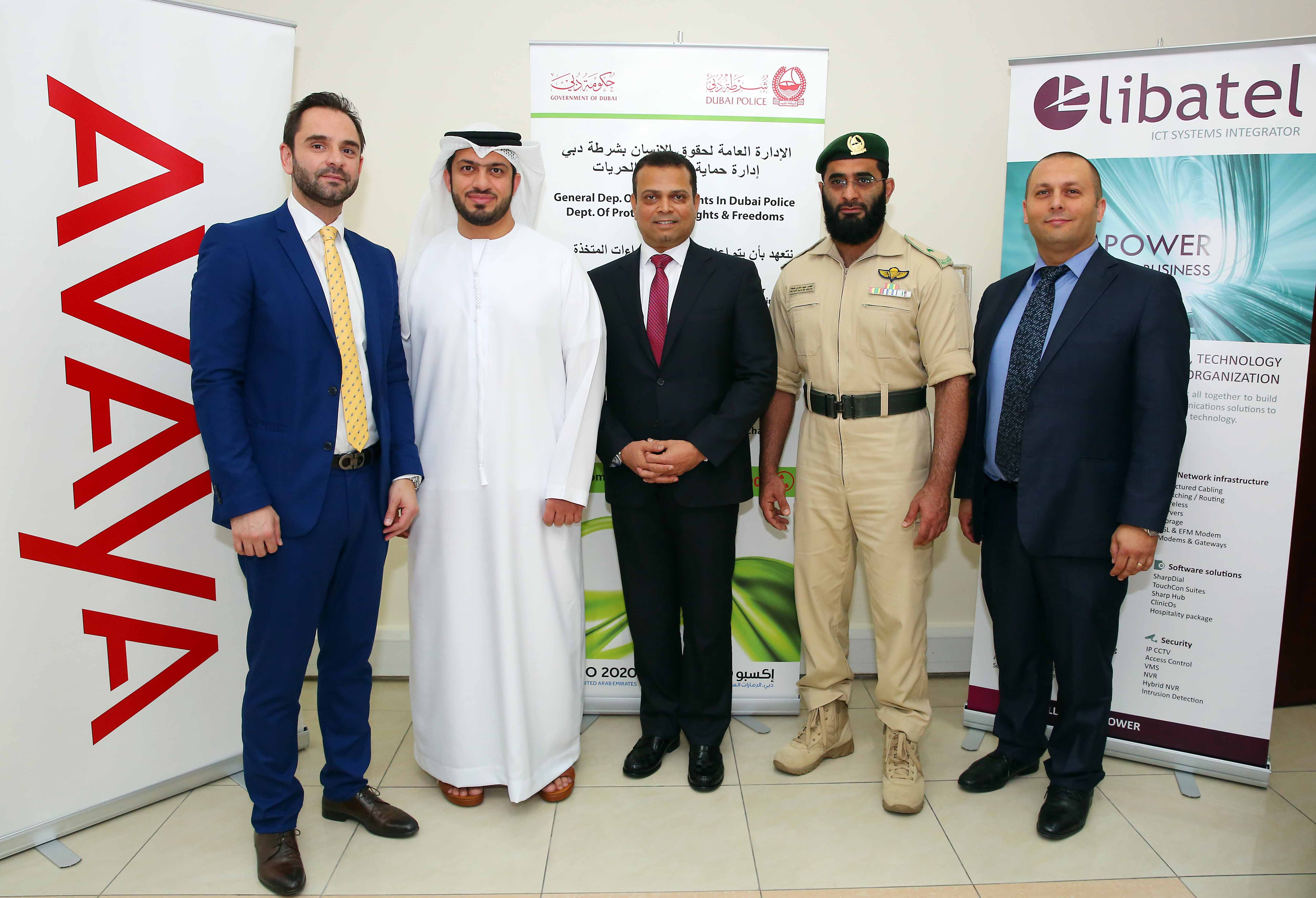 Dubai Police Transforms Non-Emergency Communications with Avaya