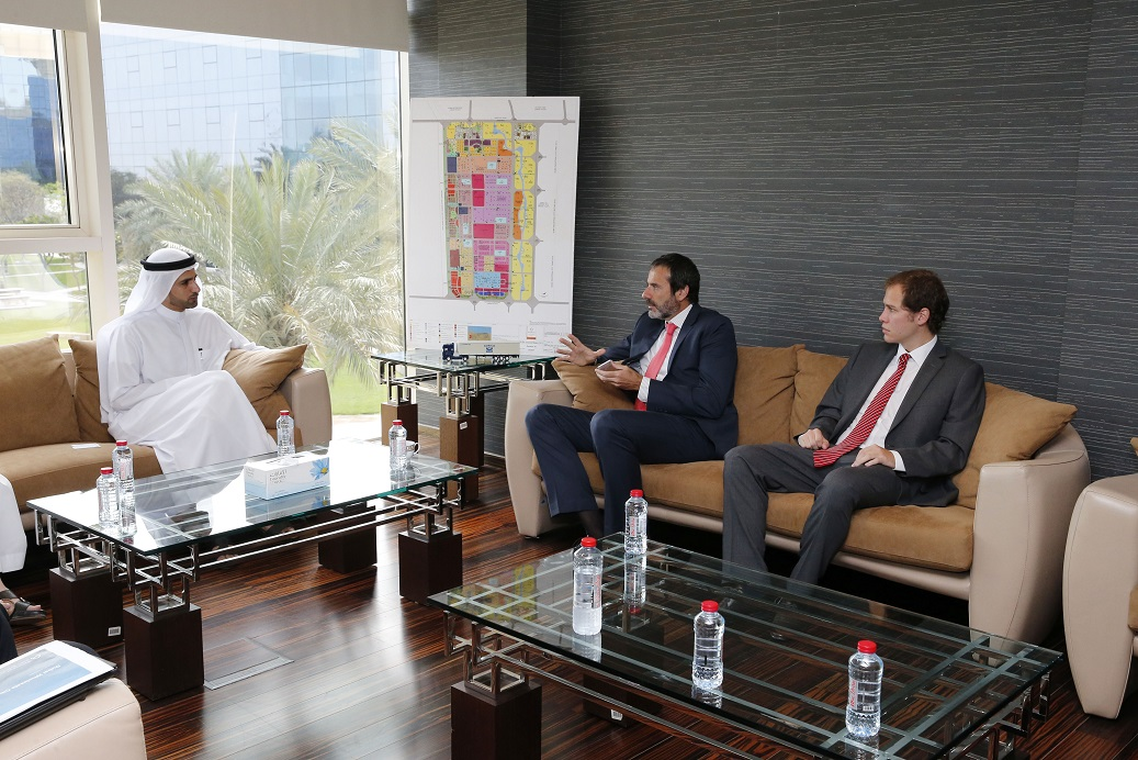 Dubai Wholesale City to Boost Cooperation with Potential Spanish Business Partners