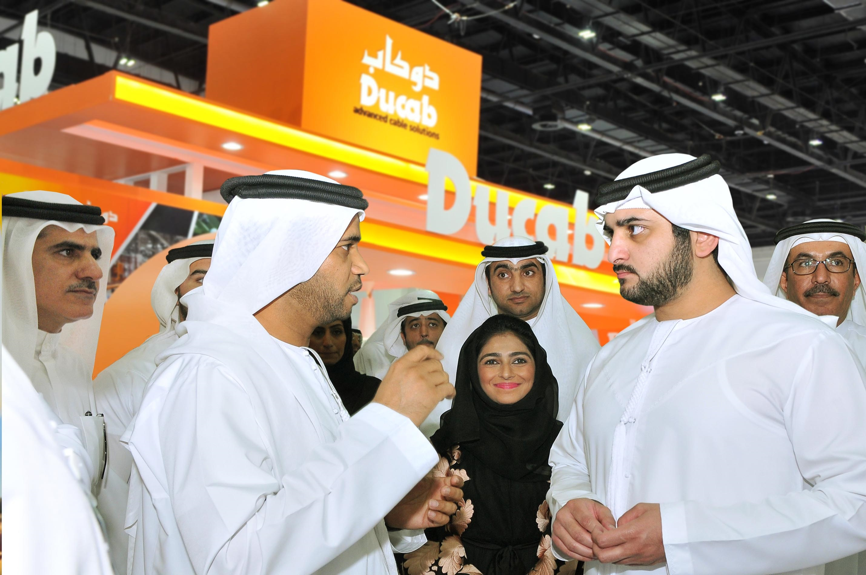 Ducab reaches out to UAE National talent at Careers UAE 2014