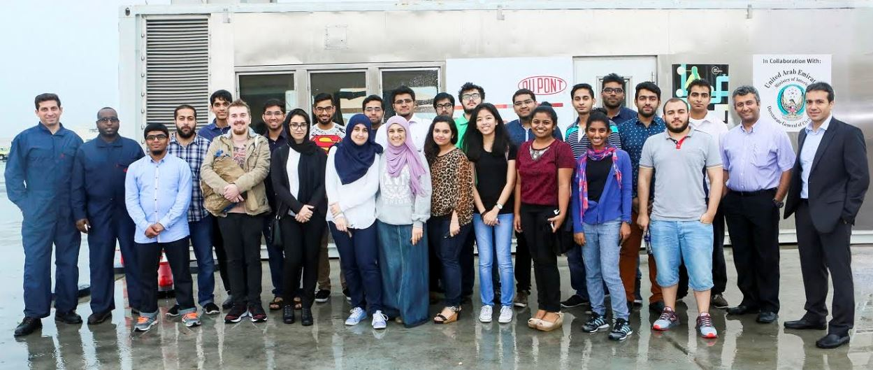DuPont Middle East seminar instills culture of workplace safety ...