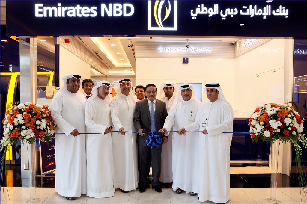 Emirates NBD strengthens Sharjah presence with opening of Al Nasseriya branch