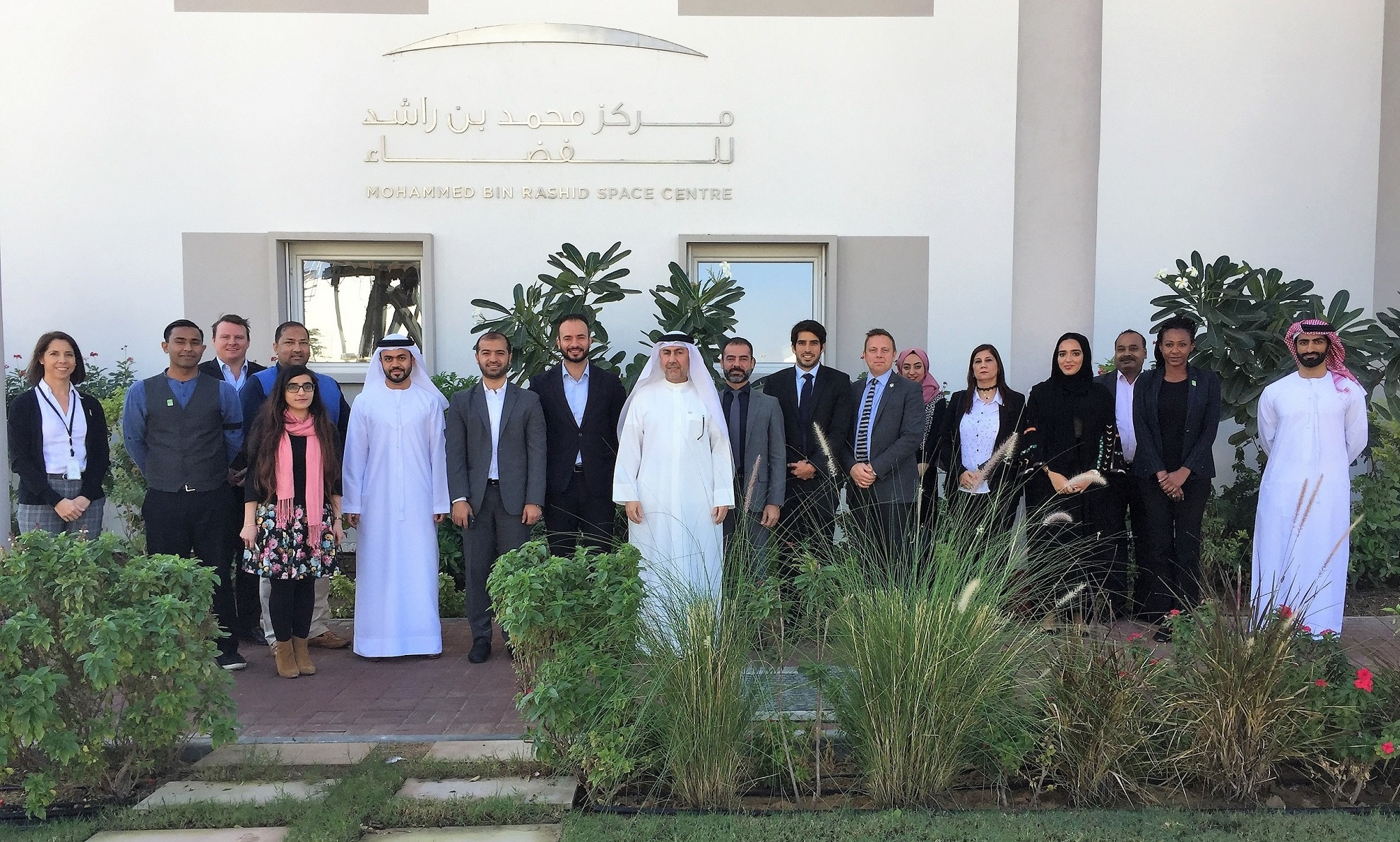 EmiratesGBC Builds the Case for 'Nearly Zero Energy Buildings'  with Tour of Sustainable Autonomous House