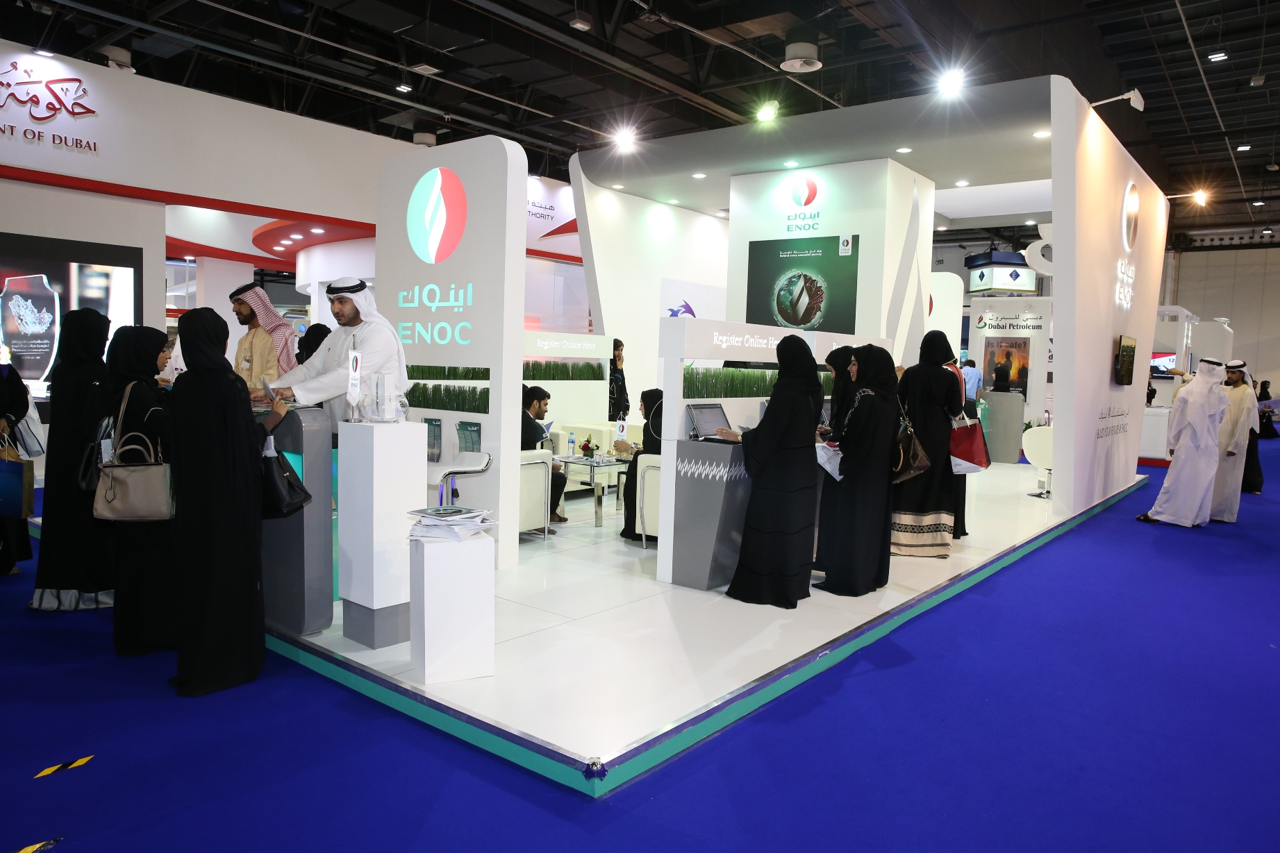 ENOC to hire over 150 Emirati professionals