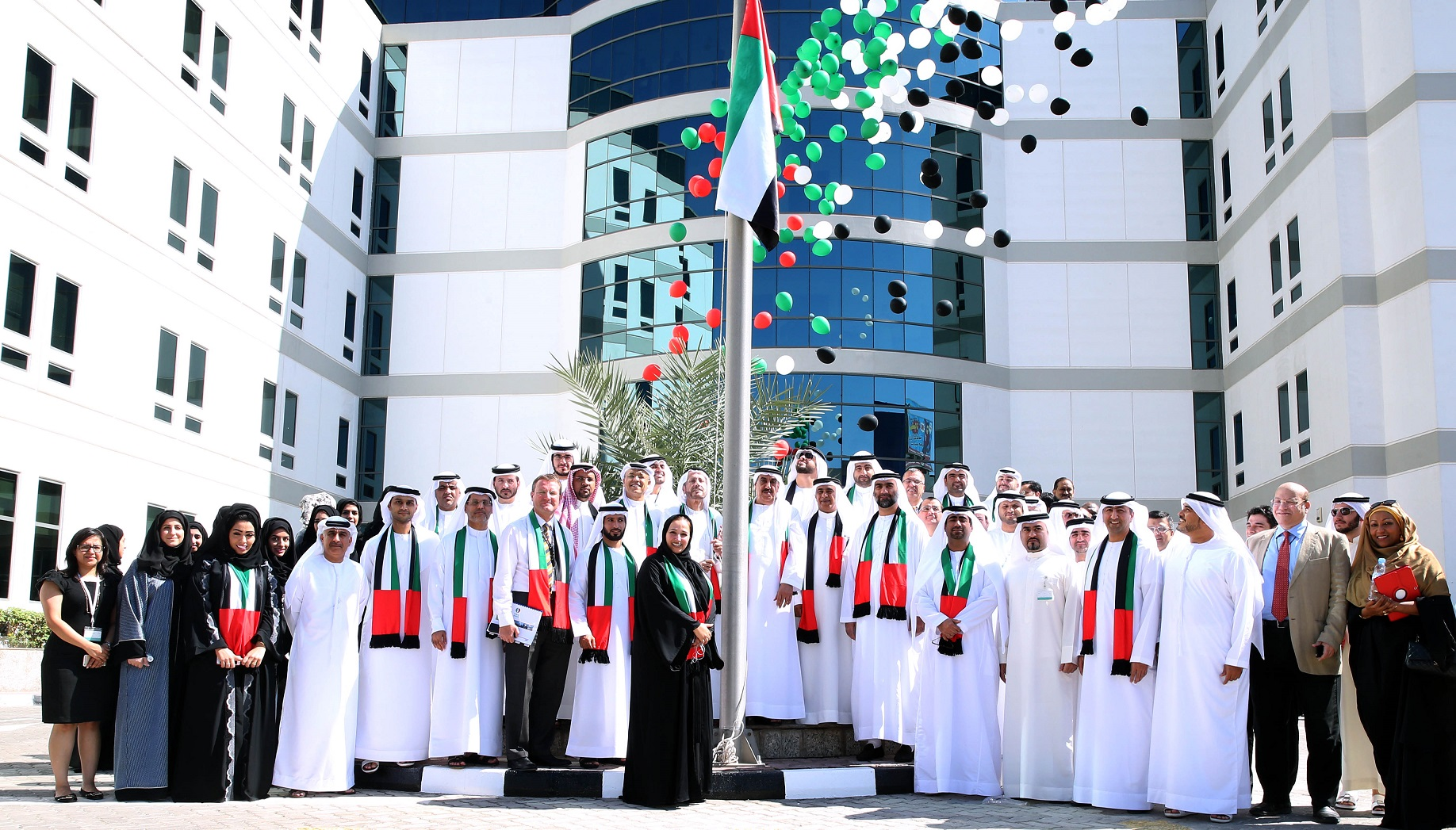 ENOC marks 'Flag Day' to strengthen UAE national solidarity