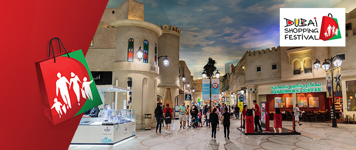 Experience the Dubai City Shopping Festival With Low-cost