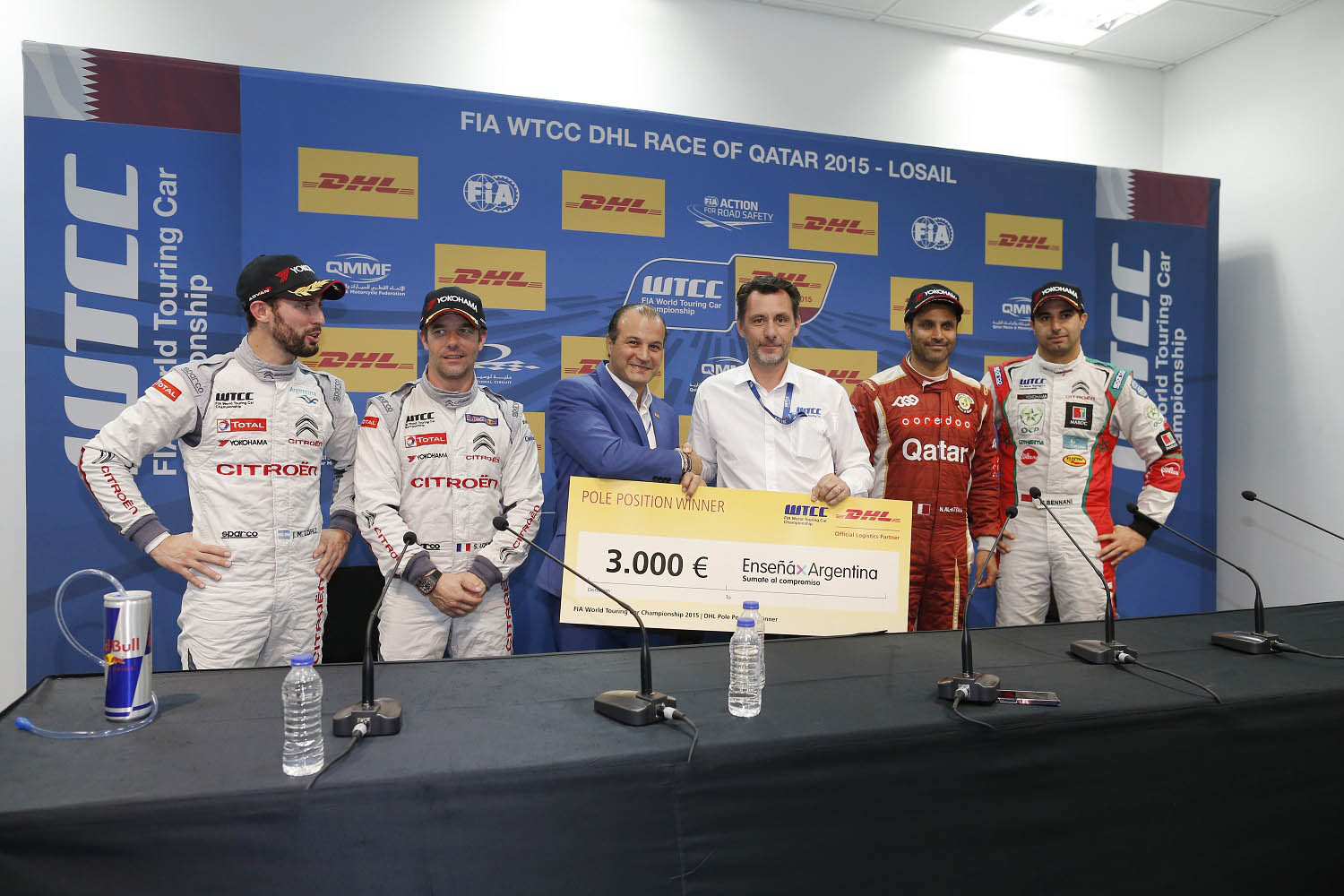 the start of the fia world drivers championship and its fifty year history This year marked another big step in the history of fia world touring car championship became the first ever swedish driver to claim a world title.