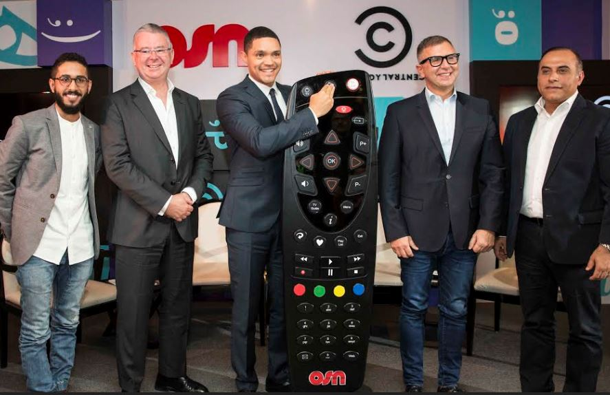 Find Your Funny as OSN and Viacom launch Comedy Central HD