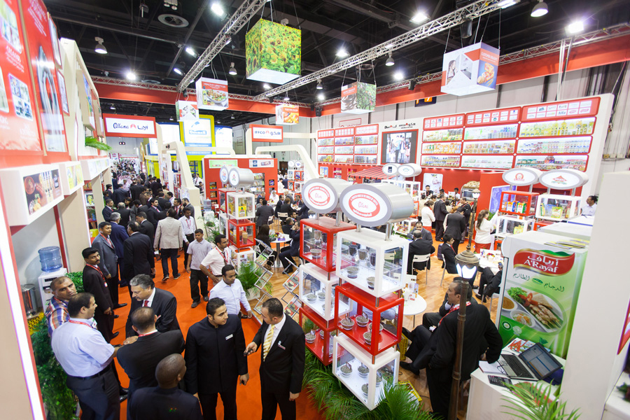 Global Food Industry Descends On Dubai World Trade Centre