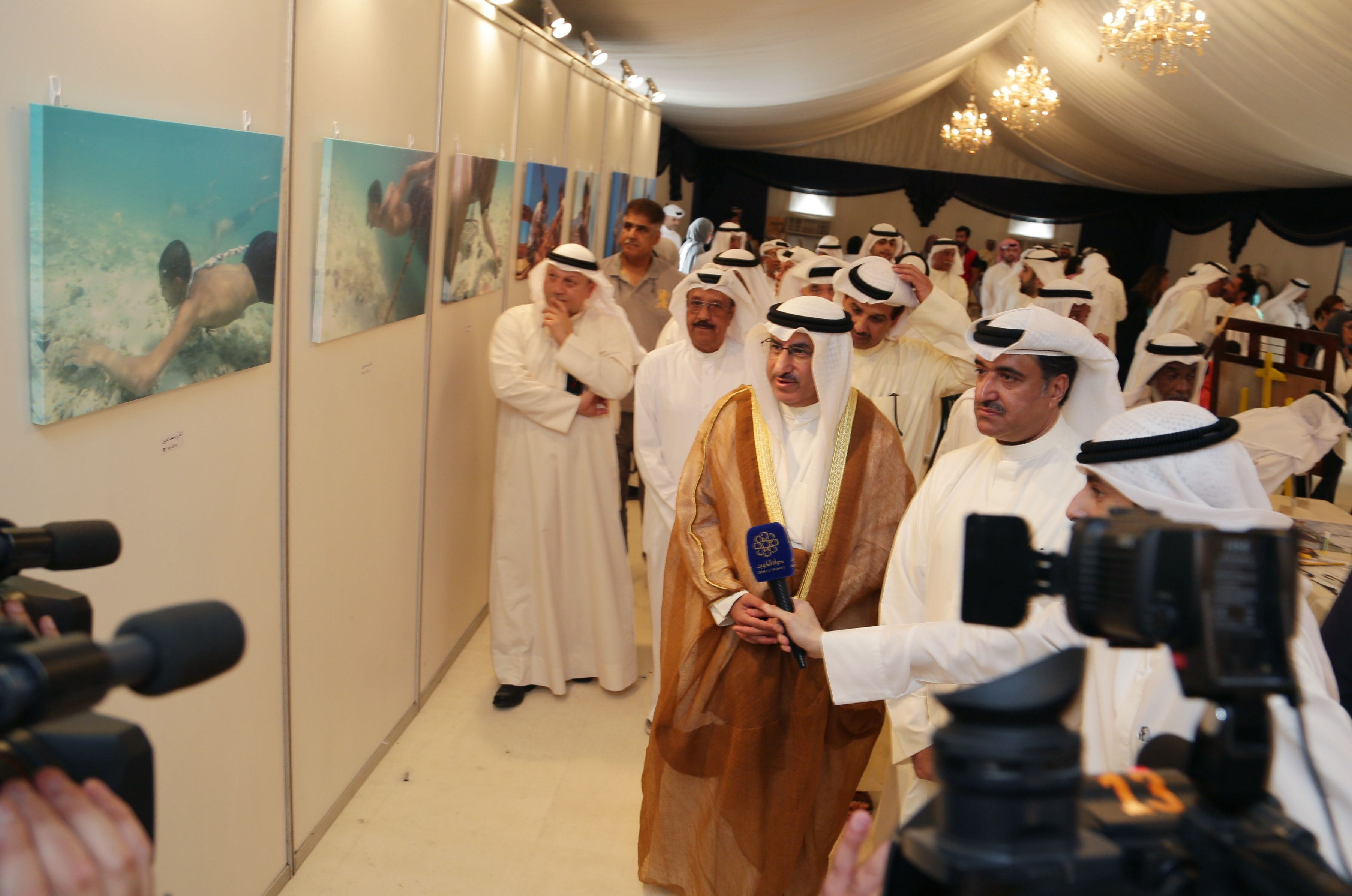 Gulf Bank Concludes Sponsorship of 29 th Memorial Journey for Pearl Diving