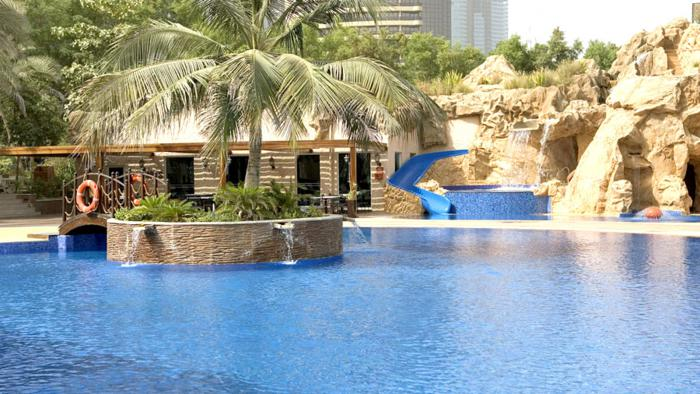 Habtoor grand resort and spa the best of arabian for Best spa hotel dubai