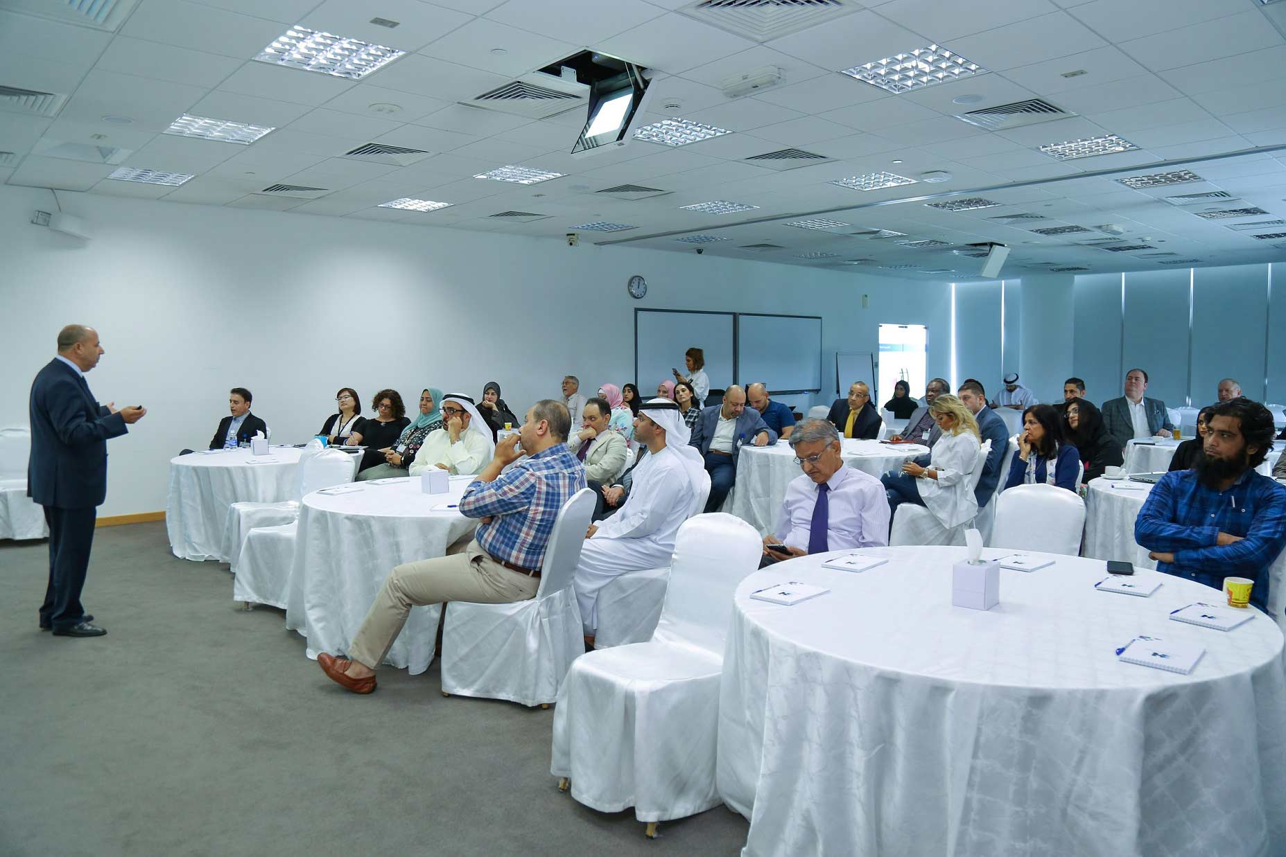 HBMSU Holds First Weekly Research Seminars