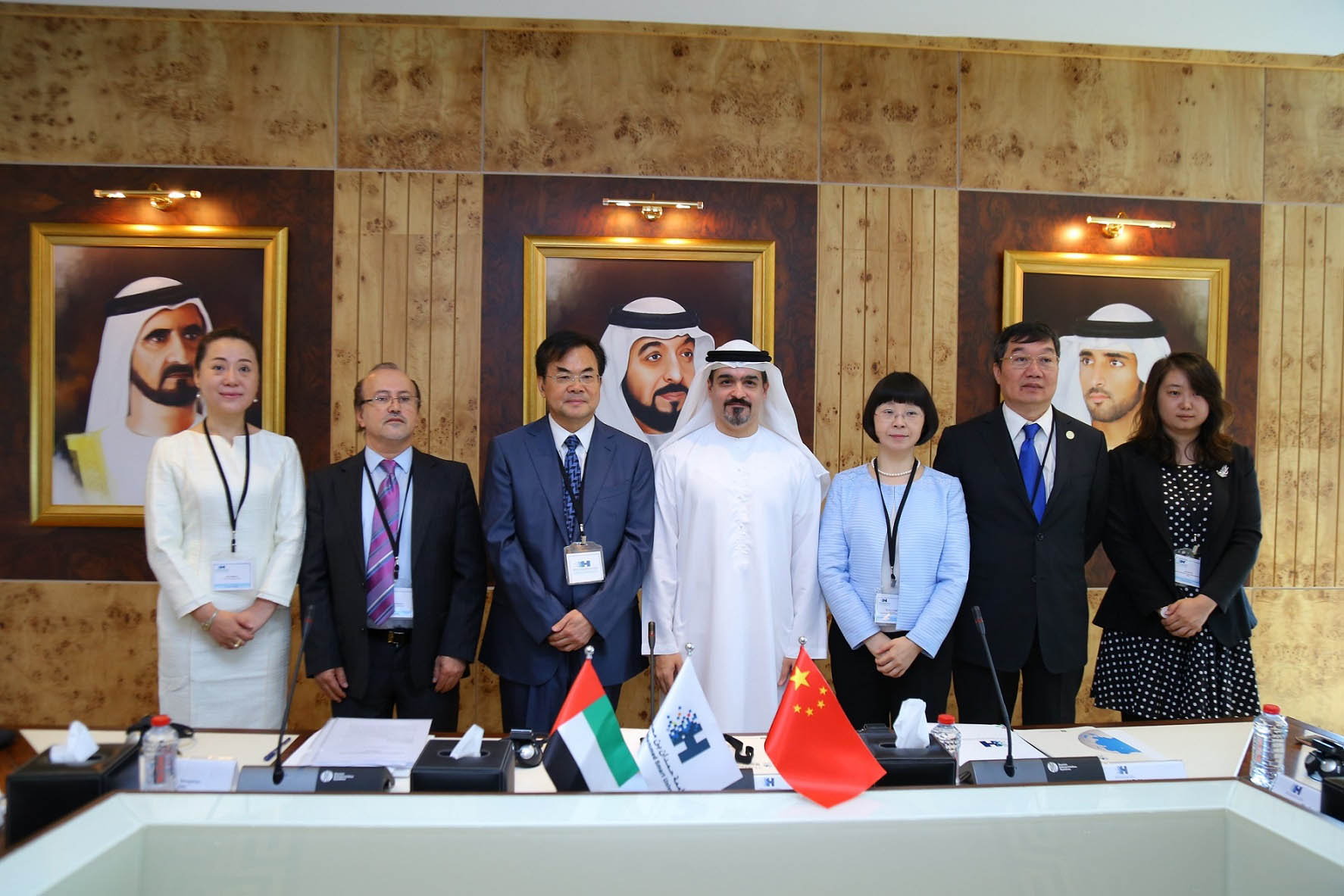 HBMSU Hosts Roundtable on Enhanced UAE-China Economic Cooperation to Drive Success of Belt & Road Initiative