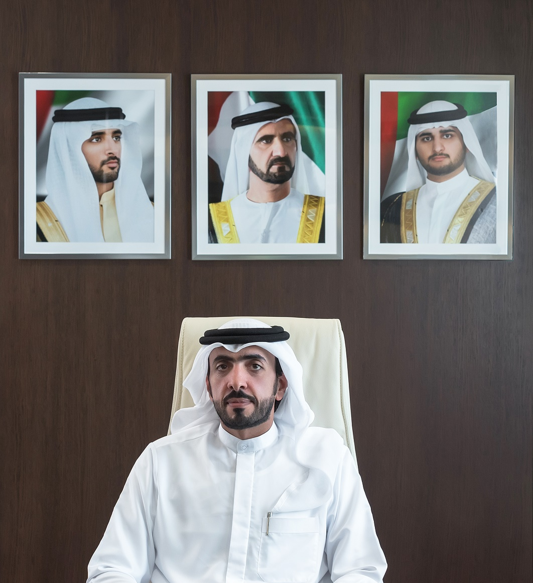 "His Excellency Ahmad Saeed bin Meshar Al Muhairi, Secretary General of the Supreme Legislation Committee in the Emirate of Dubai, on the ""Martyr's Day"""