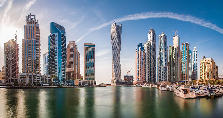 Jumeirah Lake Towers In Dubai Dayofdubai